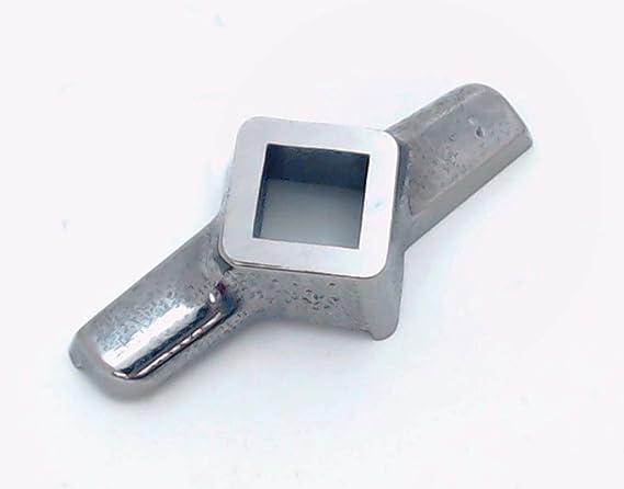 for Metal Food Grinder Attachment 476100 Jupiter Knife 2-Bladed 130900