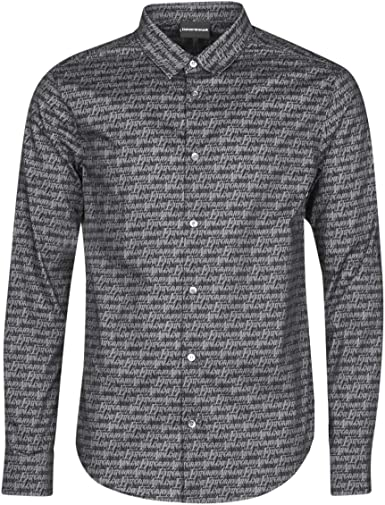 Emporio Armani Camisa Manga Larga 6H1C09 1NC2Z