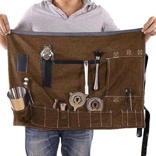without bar tools Bartender Shoulder Bag