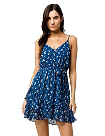 2555212883dd Image Unavailable. Image not available for. Color: Soprano Ditsy Floral  Dress ...