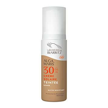 Amber solaire tinted facial sunscreen images 429