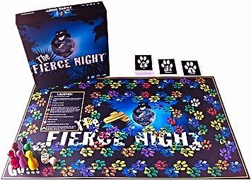 THE FIERCE NIGHT Juego de Mesa: THE FIERCE NIGHT: Amazon ...