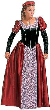 NET TOYS Disfraz Medieval Traje Doncella: Amazon.es: Juguetes y ...