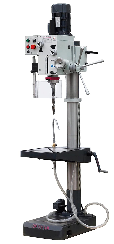 Optimum S/äulen-Getriebebohrmaschine OPTI B 40 E