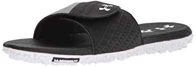 c7ae7381a Amazon.com | Under Armour Men's Fat Tire Slide Sneaker | Sport ...
