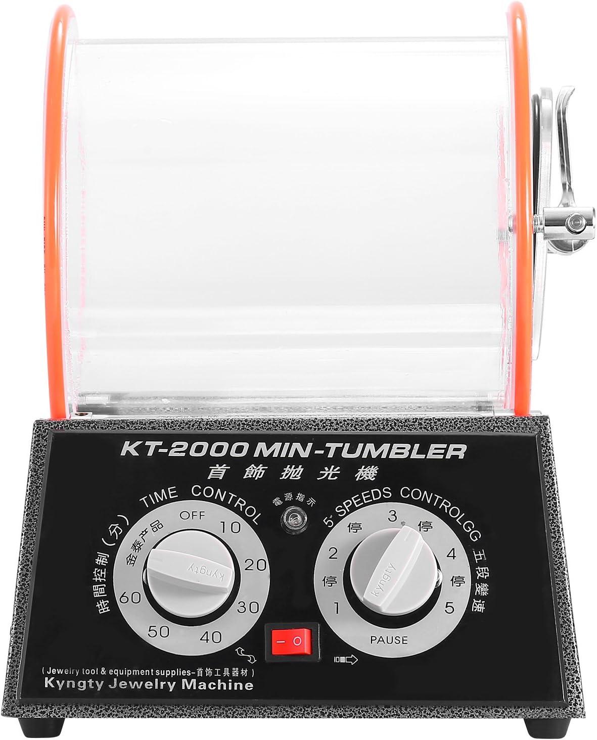 Best Tumbler For Jewelry Polishing