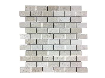 Naturstein Mosaik/Mosaikfliese Aus Poliertem Marmor Als Wandfliese | Wand   Oder Bodenverkleidung Für