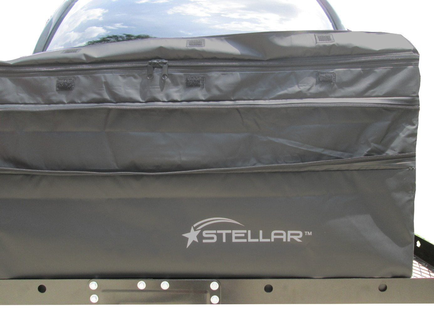 Stellar 10102 Expandable Waterproof Cargo Bag for Hitch Baskets by Stellar (Image #5)