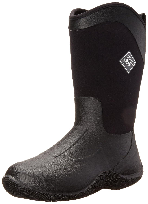 MuckBoots Women's Tack II Mid Equestrian Work Boot B00NV62SHS 8 B(M) US Black