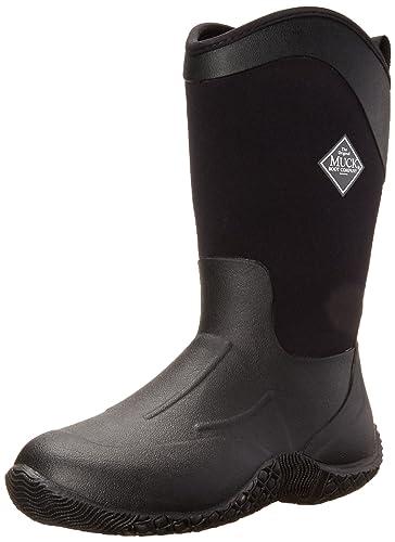 Amazon.com | MuckBoots Women's Tack II Mid Equestrian Work Boot ...