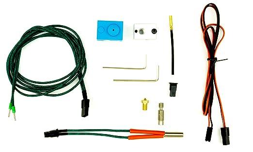Kit de reparación y actualización para impresoras 3D Prusa i3 y ...