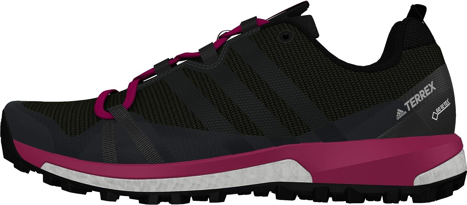 adidas Terrex Agravic GTX W, Zapatillas de Trail Running para Mujer, Gris (Gricua/Gricua/Magrea 000), 36 2/3 EU: Amazon.es: Zapatos y complementos