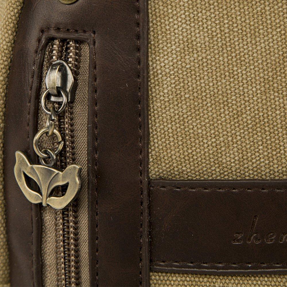 Genda 2Archer Classic Sling Single Shoulder Backpack Travel Bag Chest Bag