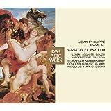 Rameau - Castor et Pollux / Lerer, Scovotti, Souzay, Vndersteene, Villisech, Concentus musicus Wien, Harnoncourt
