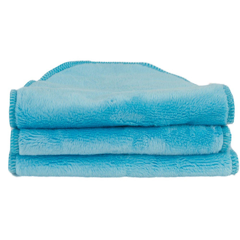 Amazon.com : Blooming Bath - Petals Washcloths / Towels (Hot Pink ...