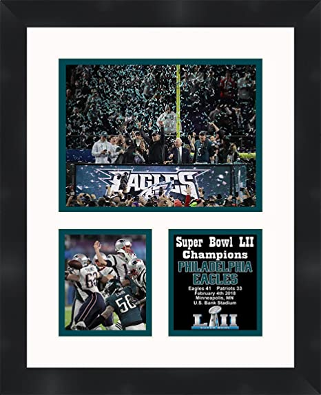 53ac1aee6 Image Unavailable. Image not available for. Color  Chris Long Philadelphia  Eagles 2018 Super Bowl ...