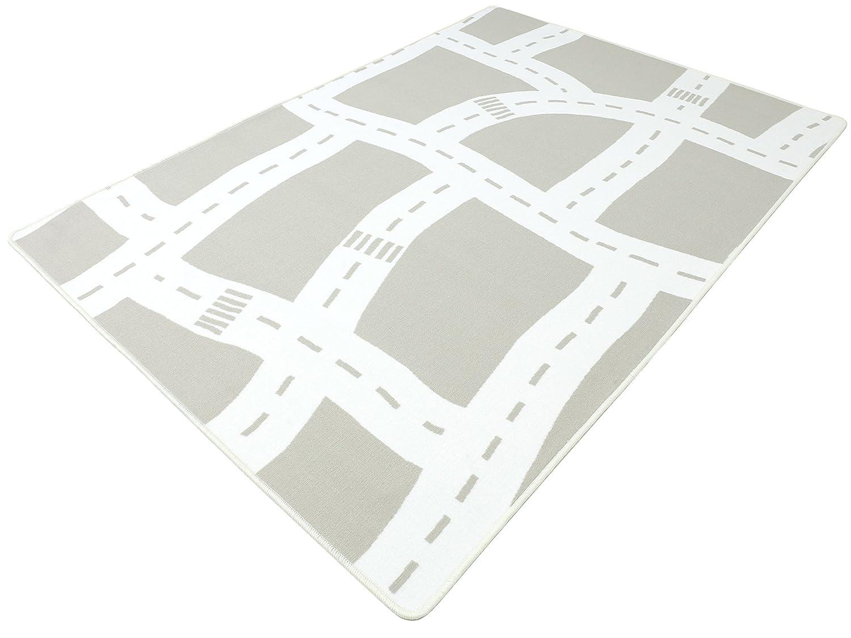 Sam Street grau HEVO® Kettel Teppiche 160x200 cm