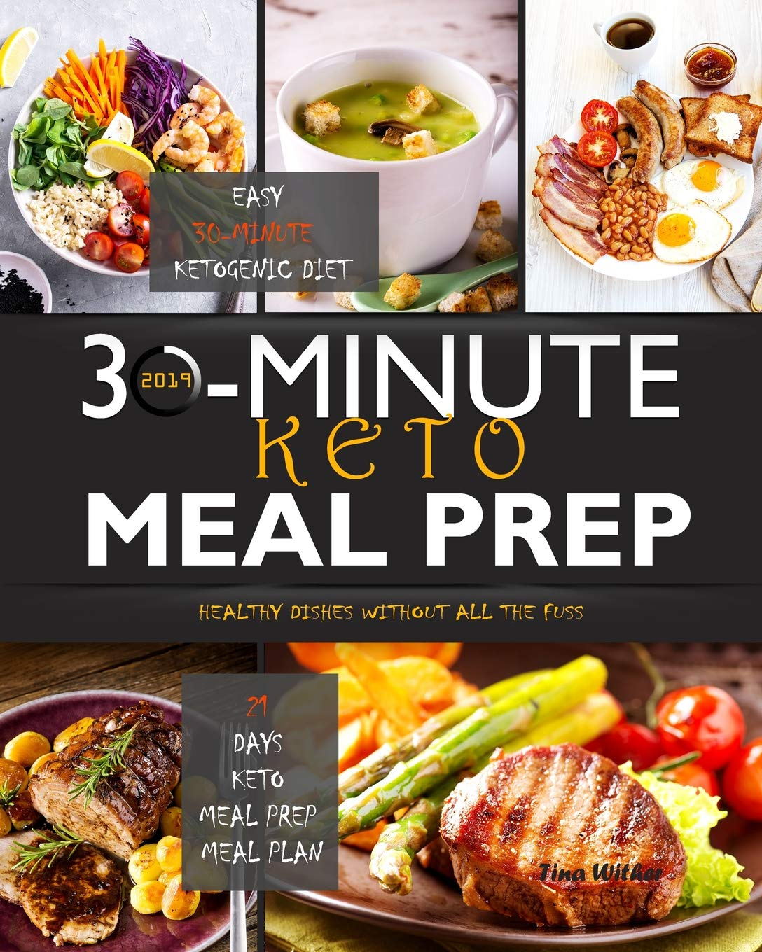 Make a healthy meal in one minute!