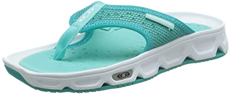 93d25716e638d Image Unavailable. Image not available for. Colour  Salomon Women s RX  Break Flip Flop ...
