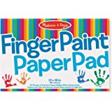 Melissa and Doug MD4106 Finger Paint Paper Pad