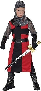 WIDMANN Widman - Disfraz de caballero medieval para niño, talla ...