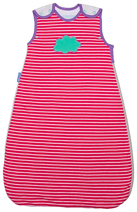 The Gro Company - Saco de dormir Grobag Candy Cloud - estándar / 18-36