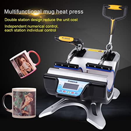 5 en 1 prensa de calor Multifunction máquina transferencia ...