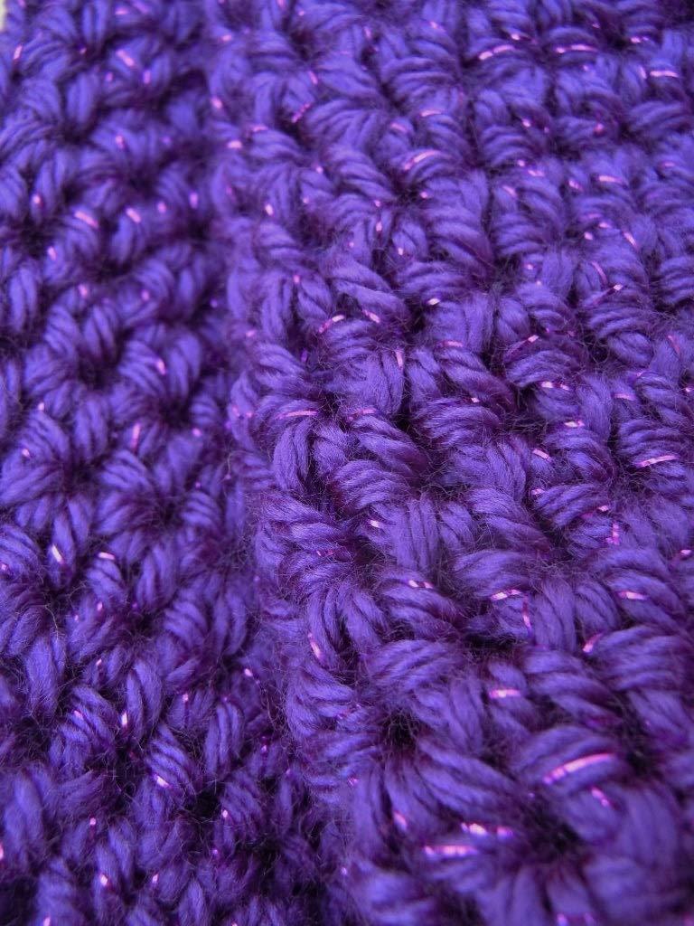Bag Hat Purple Slouchy Dark Purple Tam Dreadlock Tam Rasta Tam Cap Purple Rasta Hippie Hat Rasta Hat Dark Purple Cap
