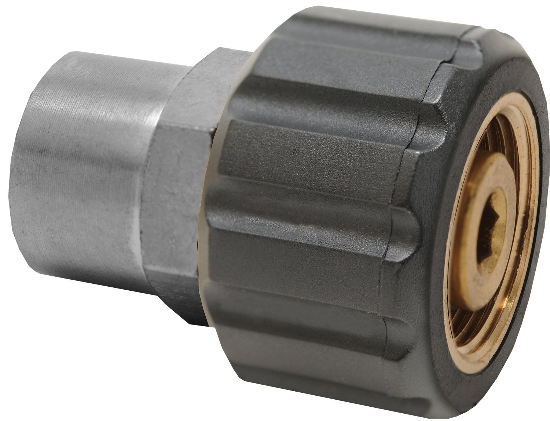Hot Max 29002 M22F x 3/8-Inch Pressure Washer Screw Coupler
