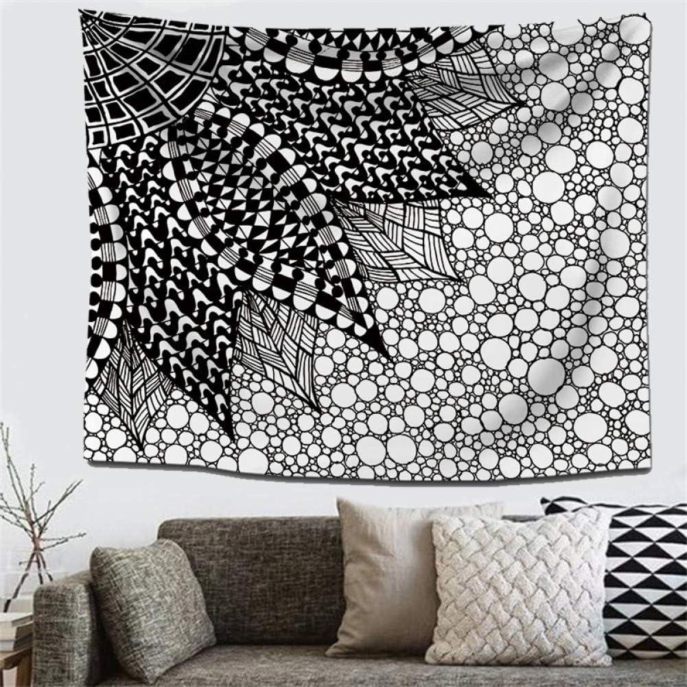 Wandteppich Wandbehang 3D Tapisserie Märchenhafte Pilzwelt Kunstdruck Dekoration