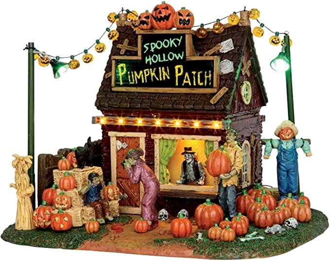 - Halloween Cats Spooky-Town Halloween Lemax 12883 Set//2 412
