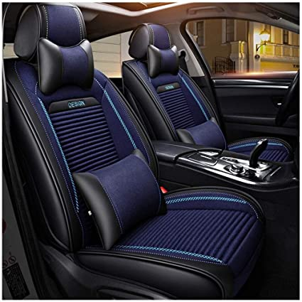 Pleasant Amazon Com Car Seat Cover Sets 13 Full Set Of Universal Car Pabps2019 Chair Design Images Pabps2019Com