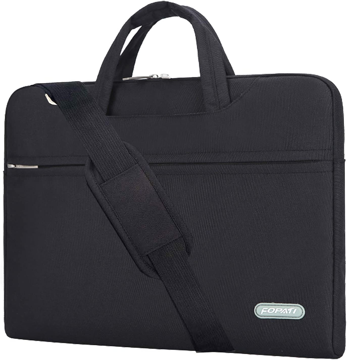 New Design Solid Color Thin Light Waterproof Notebook Laptop Bag