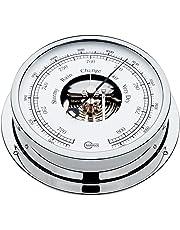"BARIGO Viking Series Ship's Barometer - Chrome Housing - 5"" Dial"