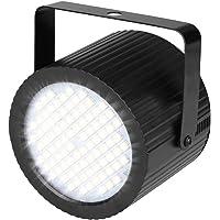 OTTFF Halloween Strobe Lights 20W Can Shape White Mini Strobe Stage Party Flash Lamp Lighting Sound-Activated Super Bright