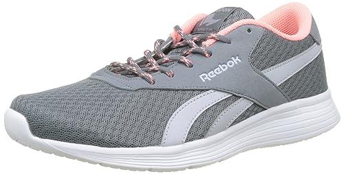 Reebok Royal EC Ride, Zapatillas para Mujer, Gris (Asteroid Dust/Cloud Grey/Sour Melon/White), 38.5 EU: Amazon.es: Zapatos y complementos