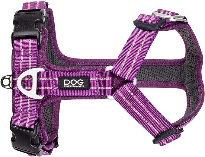ANIMO CONCEPT Dog Copenhagen Harnais Confort Walk Pro pour Chien Rose Taille L