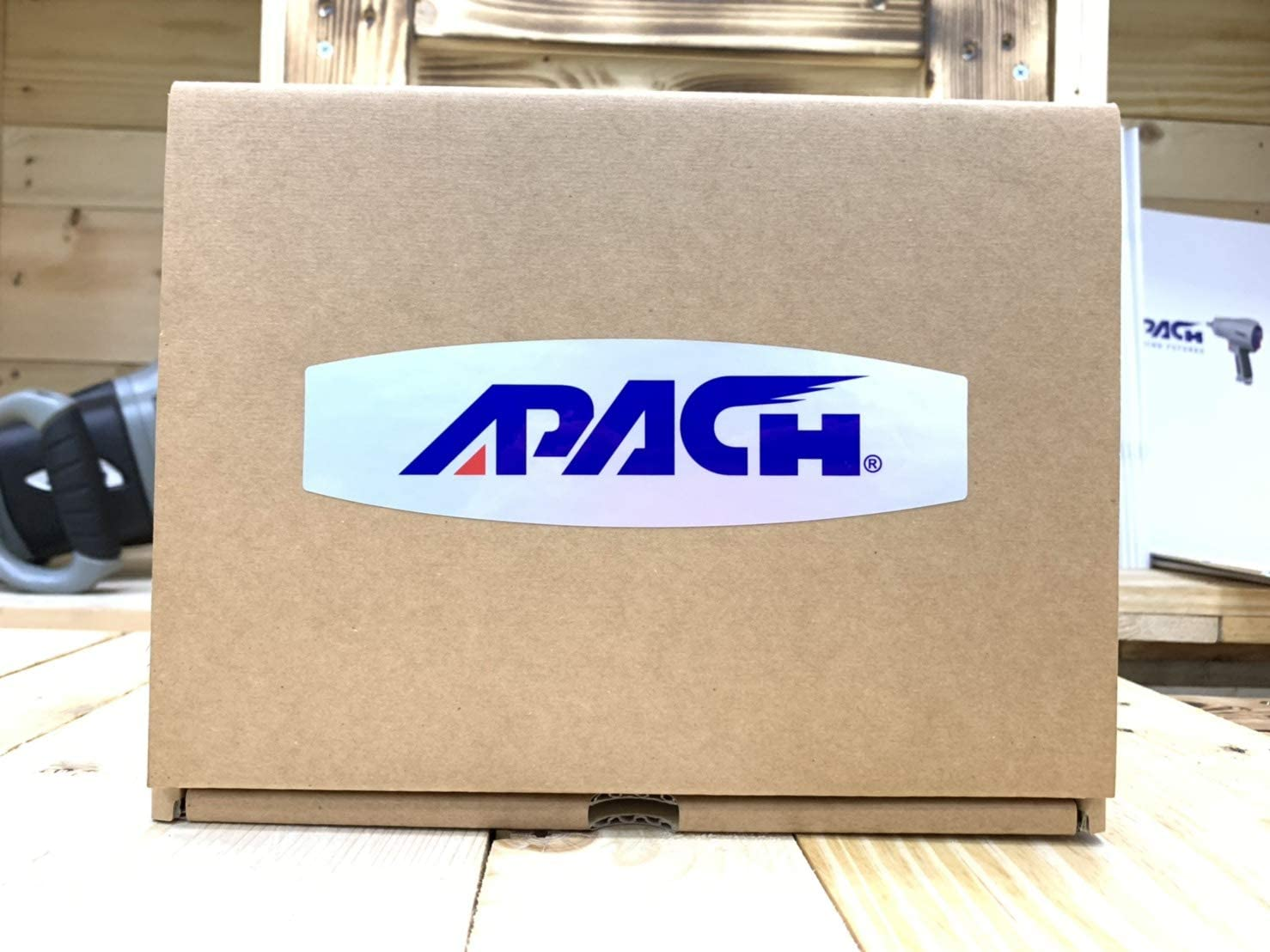 6-Inch Apach Air Random Orbital Palm Sander AS050CNV6