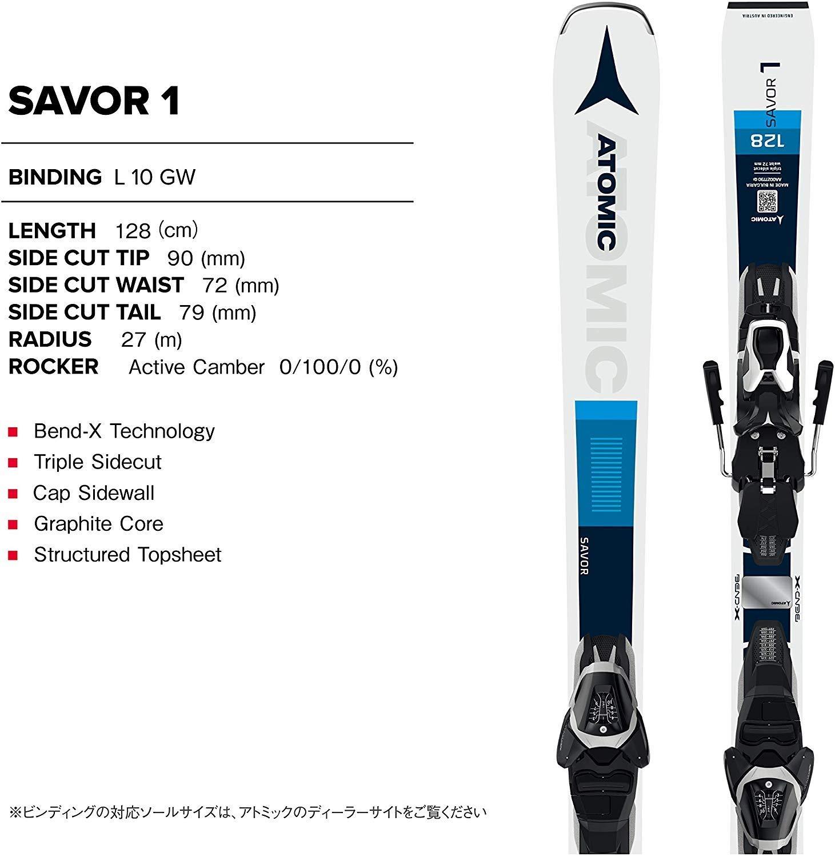 アトミック - SAVOR1 + L10 GW