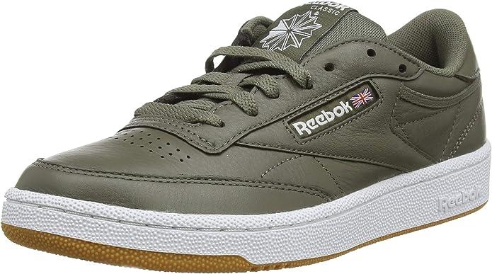 Reebok Club C 85 Sneakers Fitnessschuhe Herren Grau