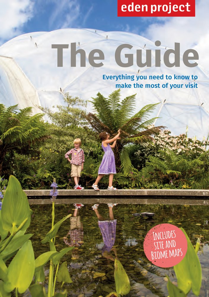 Download Eden Project: The Guide pdf