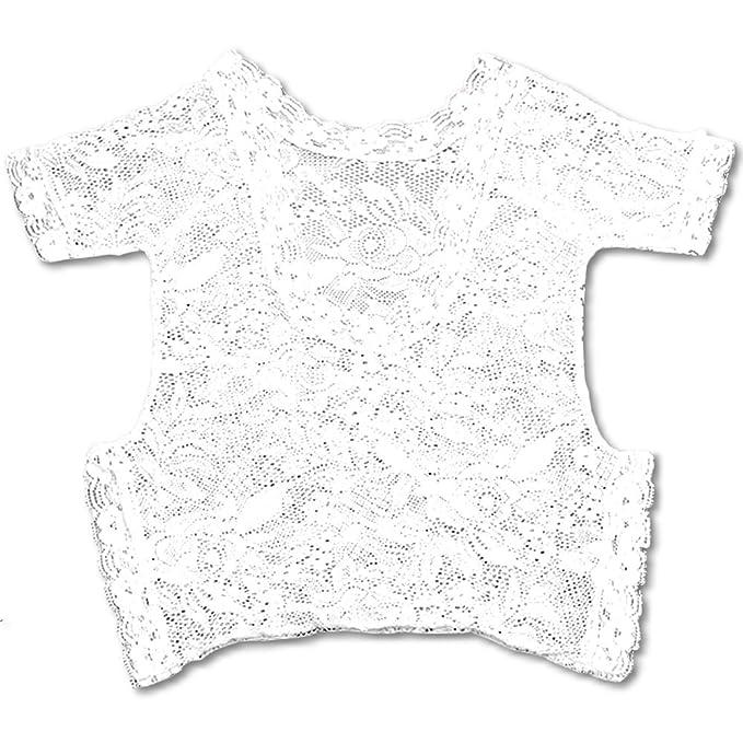 Erospa Baby Body Spitze Madchen Neugeborene Sauglinge Overall