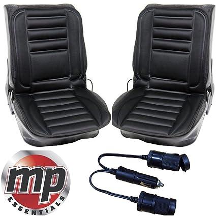 MP Essentials mpheatedcover par de 12 V coche funda de ...