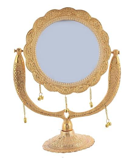 JaipurCrafts Premium Antique Mirror For Vanity| Make Up| Mirror for Wall|  Mirror for - Buy JaipurCrafts Premium Antique Mirror For VanityMake UpMirror