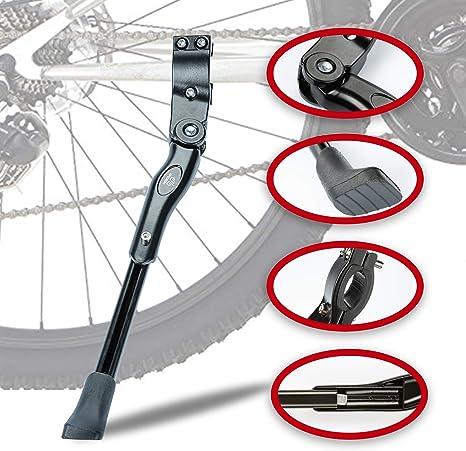 LYCAON Patas de Cabra para Bicicleta, Aleación Ajustable Caballete ...