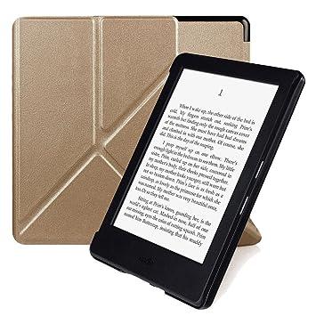 NOUSKE Amazon Kindle Funda, Origami Protectora para Nuevo E-Reader ...