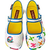 Hot Chocolate Design Chocolaticas Jax Women's Mary Jane Flat
