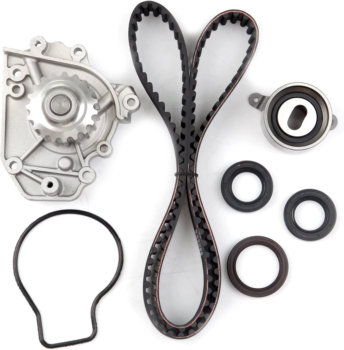 LUJUNTEC Timing Belt Kits for 1996-2001 Acura Integra 1997-2001 Honda CR-V