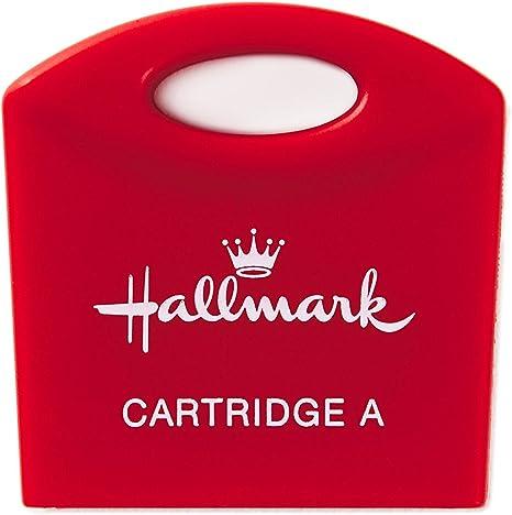 2017 HALLMARK NORTH POLE COMMUNICATOR CARTRIDGE REFILL