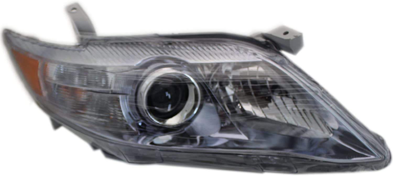 OE Replacement Toyota Camry Passenger Side Headlight Assembly Composite Unknown Partslink Number TO2503103